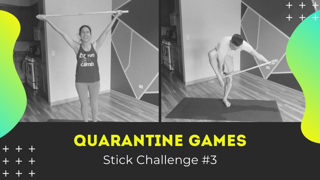Quarantine Games: Stick Challenge 3