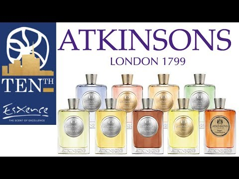 ESXENCE 2018: ATKINSONS 1799 - ENTIRE BRAND OVERVIEW