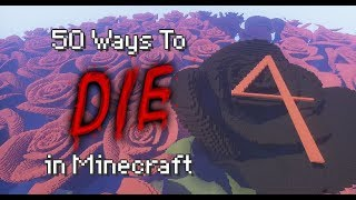 50 Ways to Expire in Minecraft Four