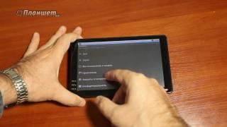 Як додати обліковий запис гугля на планшеті