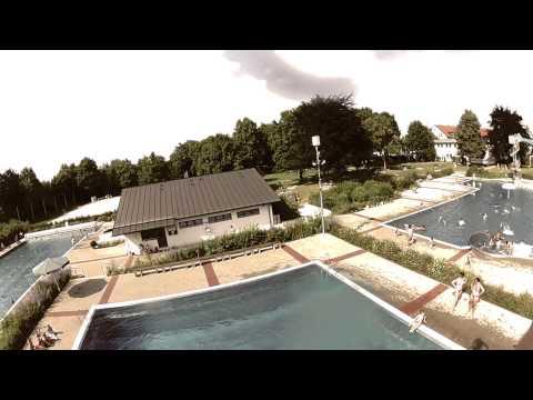 Freibad Meitingen! Der 2. Teil