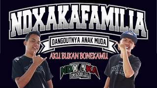 AKU BUKAN BONEKAMU - NDX A.K.A FAMILIA - Official Lyric Video