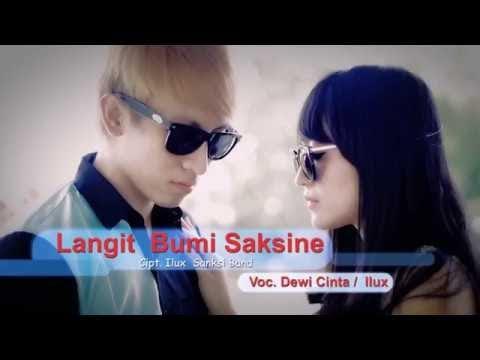 Dewi Cinta Feat Ilux Langit Bumi Saksine Official Youtube