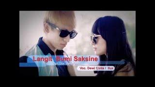 Gambar cover Dewi Cinta feat. Ilux - Langit Bumi Saksine [OFFICIAL]