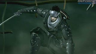 Ninja Blade (GeForce 210 + E6550) PC Gameplay HD