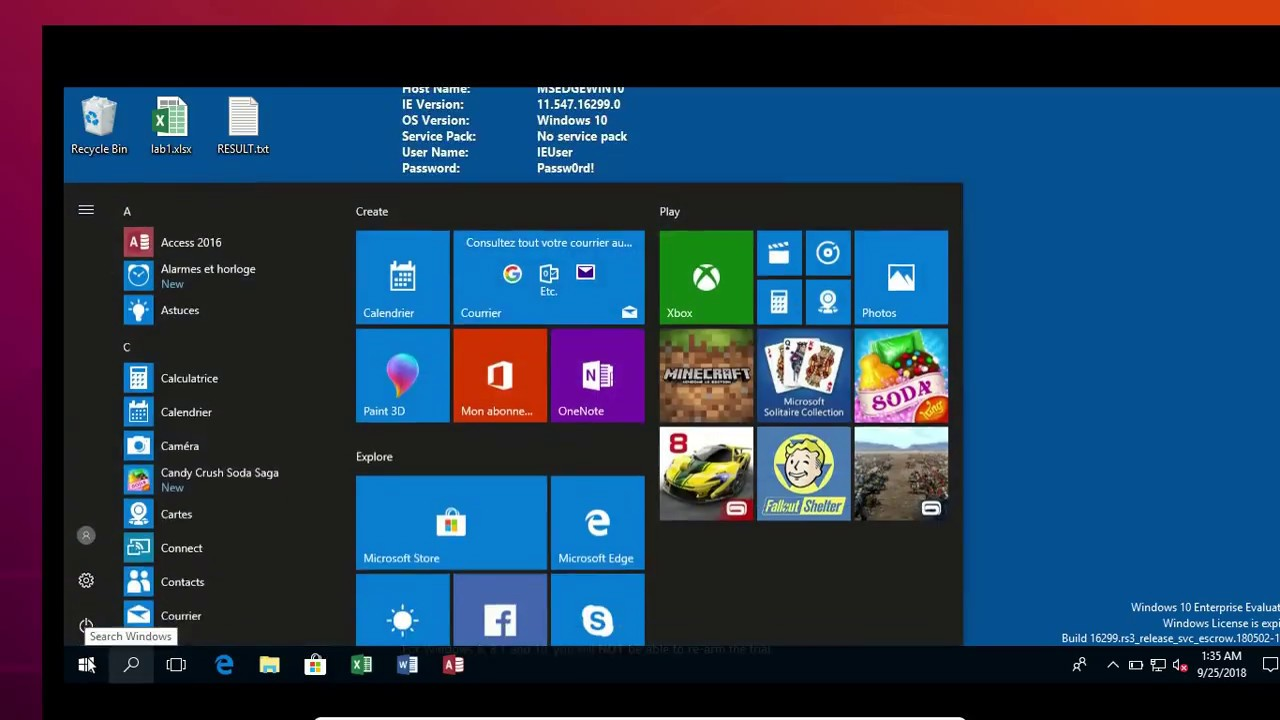 Installation Agent Fusion Inventory Windows 10 & Remontée Inventaire GLPI