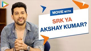 Movie with SRK ya Akshay Kumar? - Aftab's ENTERTAINING Rapid Fire | Shahid, Paresh, Riteish, Vivek