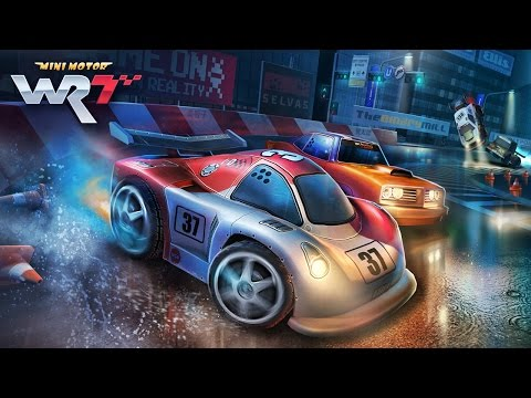 Mini Motor Racing WRT - Official Trailer