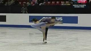 MAIA and ALEX SHIBUTANI  2009 Junior Worlds Free Dance