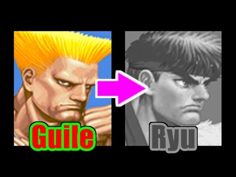 Guile(ガイル) - SUPER STREET FIGHTER II Turbo