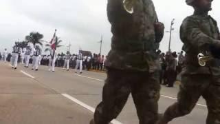 Desfile 16 de septiembre Coatzacoalcos