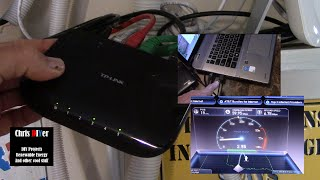 Set-up, review, and test: TP-LINK 5-Port Gigabit Ethernet Desktop Switch (TL-SG1005D) and Speedtest!