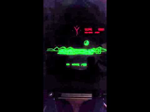 Battlezone Cabaret Atari 1980 Retrace line issue SOLVED!!!