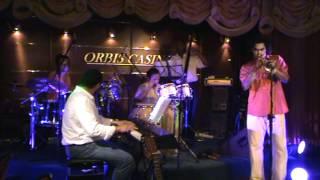 Rey Ceballo y el Quinteto Cubano AFRO BLUE