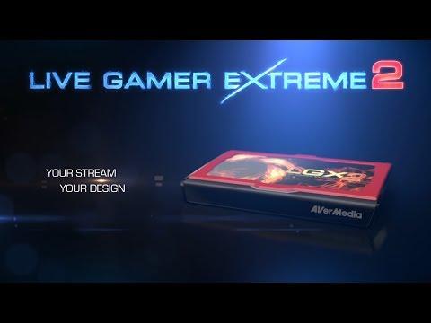 AVerMedia GC551 Live Gamer EXTREME 2 External Capture Card