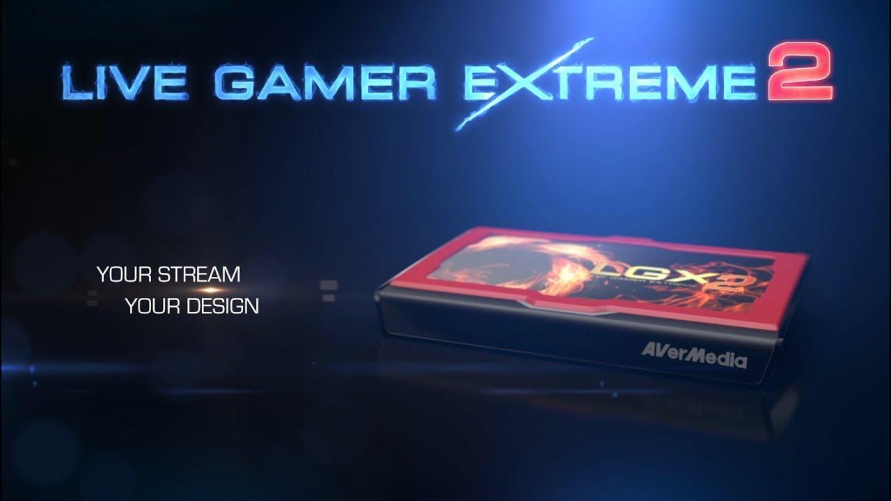 AVERMEDIA LIVE GAMER EXTREME 2 64BIT DRIVER