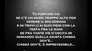 Скачать Fabrizio Moro Portami Via Testo