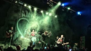 The amity affliction - Shine on (Live in México/teatro Ramiro Jiménez)
