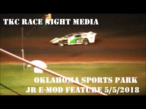 Oklahoma Sports Park JR E-Mob Feature 5/5/2018