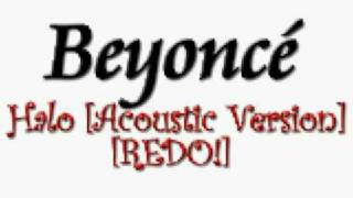 Video Halo [Acoustic version, redo!] (Instrumental Beyoncé cover) download MP3, 3GP, MP4, WEBM, AVI, FLV Agustus 2018