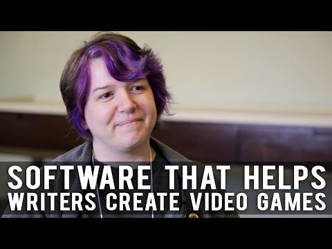 Software That Helps Writers Turn Their Stories Into Video Games by Jean Leggett