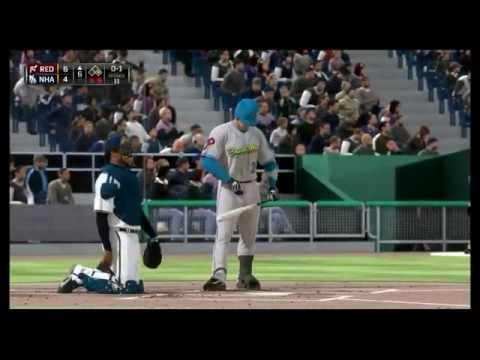 MLB 15 The Show :: Jesus Help Me! She Chews Cotton Candy?!  :: MLB 15 The Show Road To The Show Ep 8