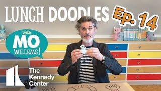 LUNCH DOODLES with Mo Willems! Episode 14
