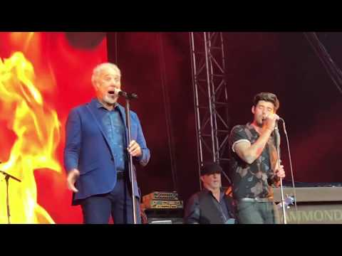 TOM JONES 2018 - open air concert June 2018