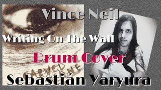 Watch Vince Neil Writing On The Wall video