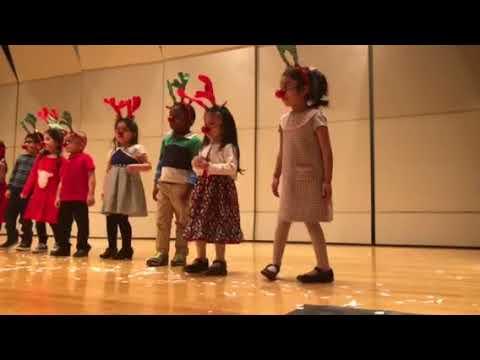 Baby Yaretzi Christmas 2017 ???????? Ruben Salazar Elementary Bilingual Center
