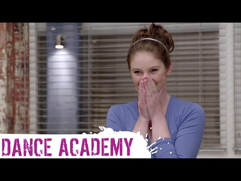 Dance Academy Season 3 Episode 1 - Glue