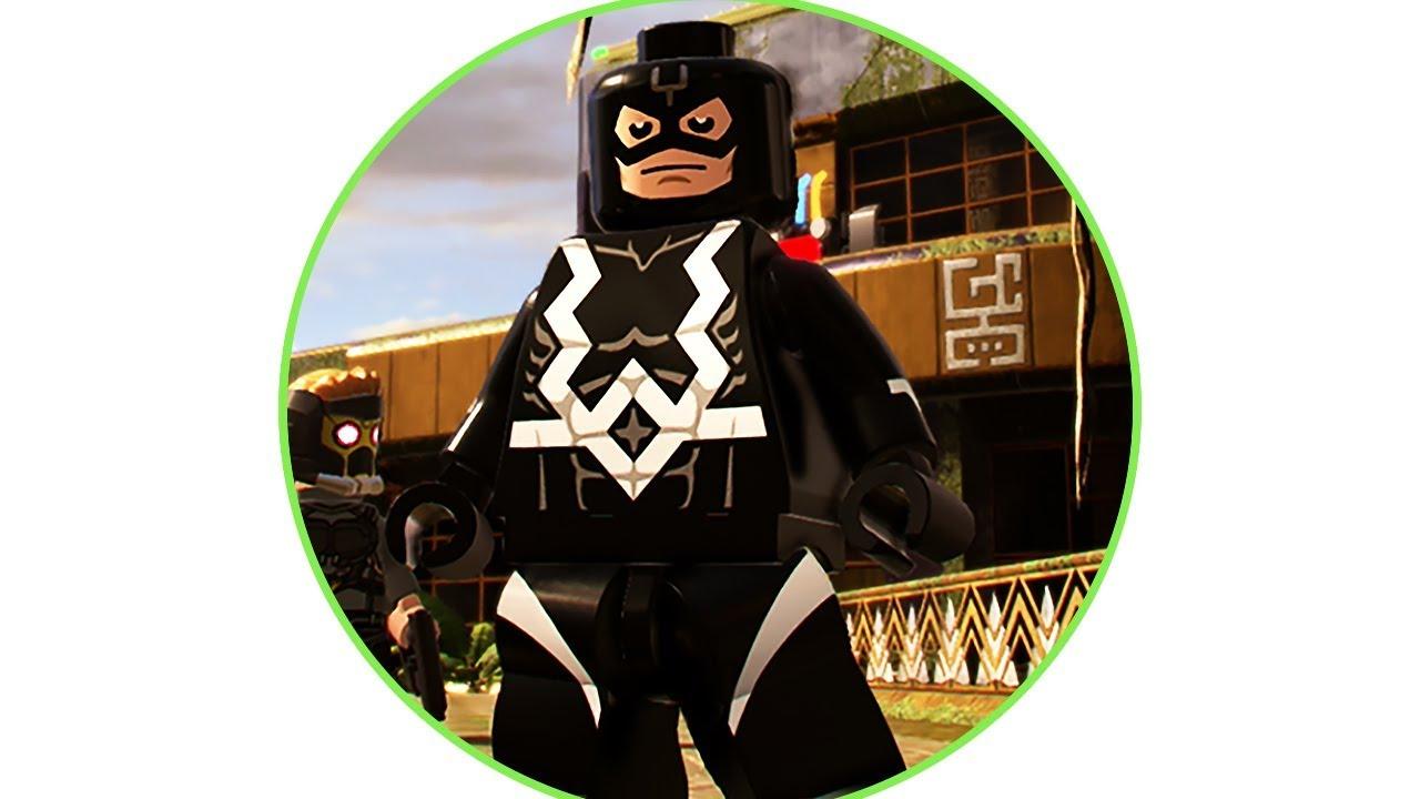 BLACK BOLT – LEGO Marvel Super Heroes 2