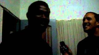 Samsong Bianule -  Cantando...Henry ( Nigeria) Julio ( Arg)