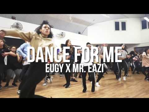 | Eugy x Mr. Eazi Dance for me | Steven Pascua Choreography |