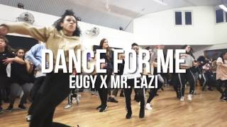 Gambar cover | Eugy x Mr. Eazi Dance for me | Steven Pascua Choreography |