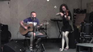 Евгений Резанов и Мария Кравченко