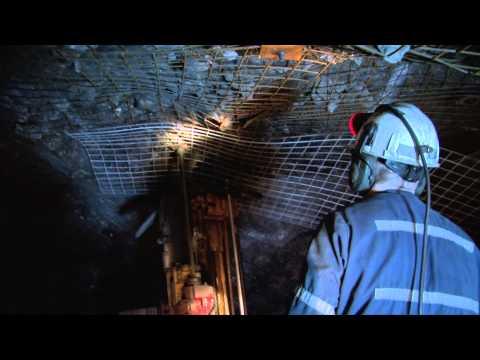 Vale - Underground Mining