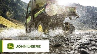 John Deere - Gator - Closed Cabin