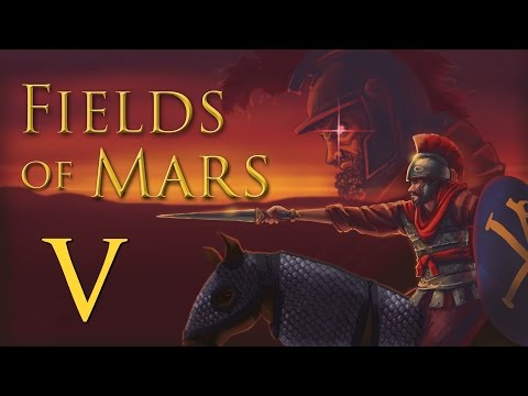 Fields of Mars #5 | Massacre At Tuesis | TW Attila Roman Britain NLP