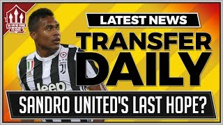 Sandro & Bale or Bust? Man Utd Transfer News