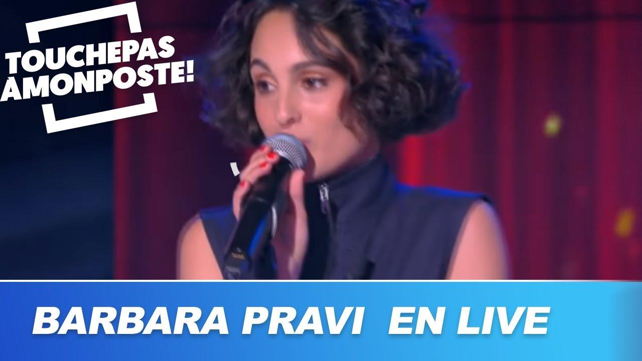 Barbara Pravi - Pas grandir (Live @TPMP)