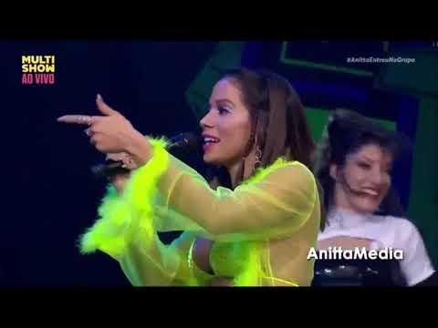 Anitta e Léo Santana   Contatinho Anitta Entrou no Grupo