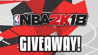 Road to 100k! Playing with subscribers! Giving Away A Copy Of NBA 2K18!
