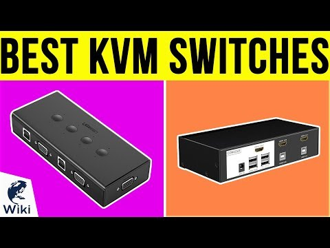 9 Best KVM Switches 2019