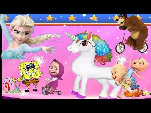 Murottal Animasi Quot Surat Al Fajr Quot Bermain Unicorn