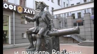 Молчаливые памятники Санкт-Петербурга
