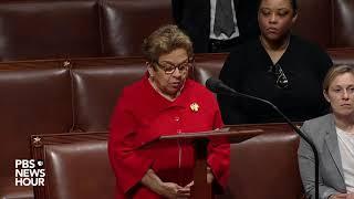 WATCH: GOP congressman temporarily blocks $19 billion disaster bill