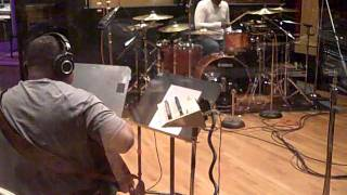 """Bill Withers - Lovely Day // Michael Lington tracking session for cd """"PURE"""""""