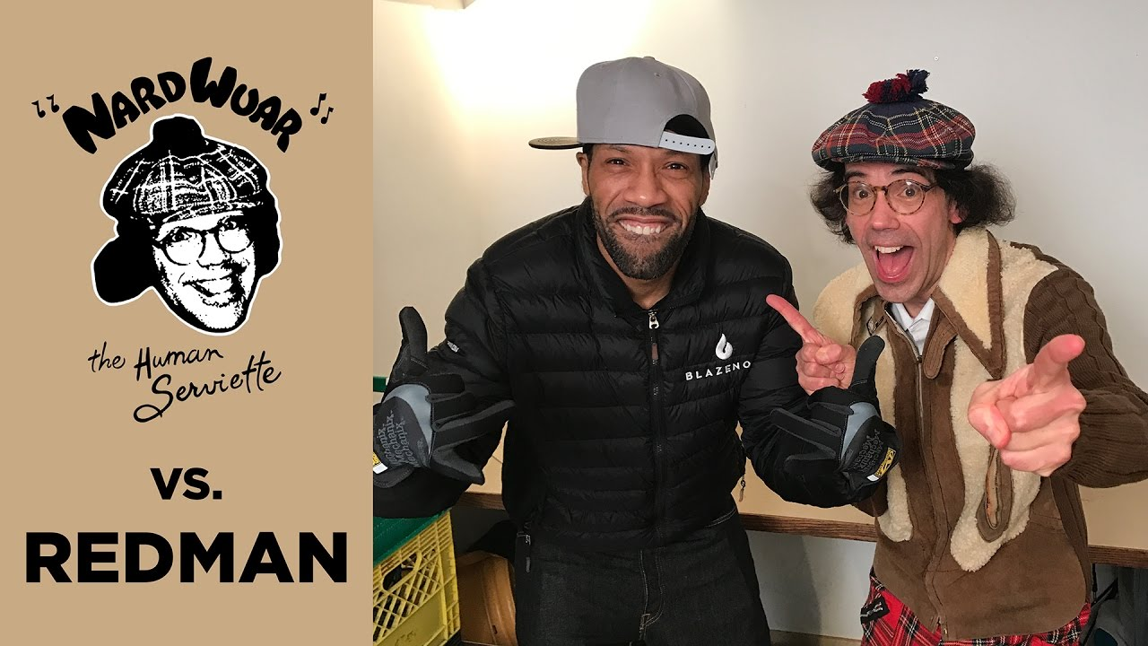 Nardwuar Interviews Redman