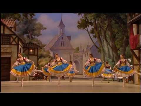 Coppelia: Swanhilda and her Friends- Natalia Osipova
